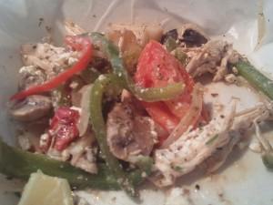 Christos Chicken Hash