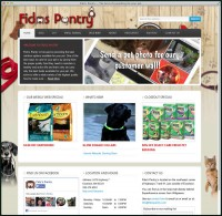 New Fidos Pantry site