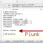 Directory Indexing in WordPress